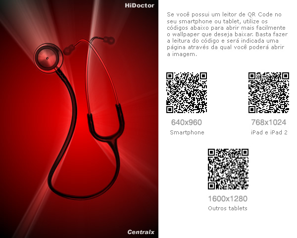 Wallpaper especialidades: Clínica médica
